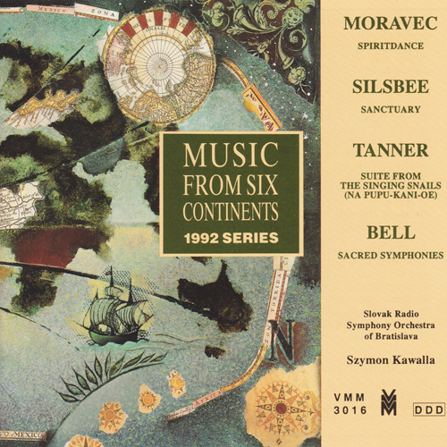 Music from Six Continents 1992